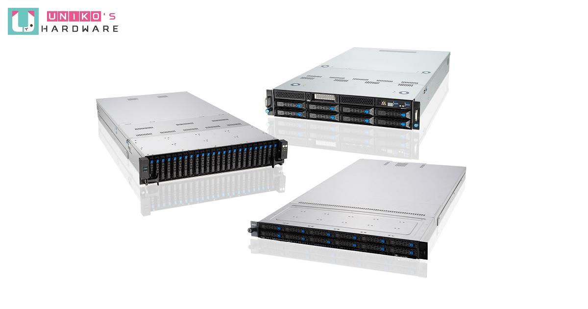 優異效能與高彈性擴充,企業首選華碩 AMD EPYC 7003 系列伺服器