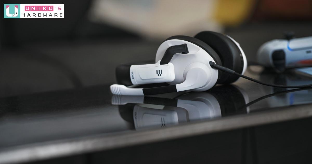 高階聲學工藝加持~ EPOS 次世代高傳真電競耳機 H3 在台登場