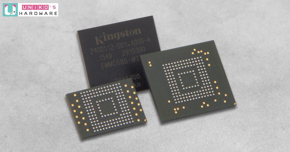 Kingston 聯合 NXP 共同打造 i.MX 8M Plus 處理器