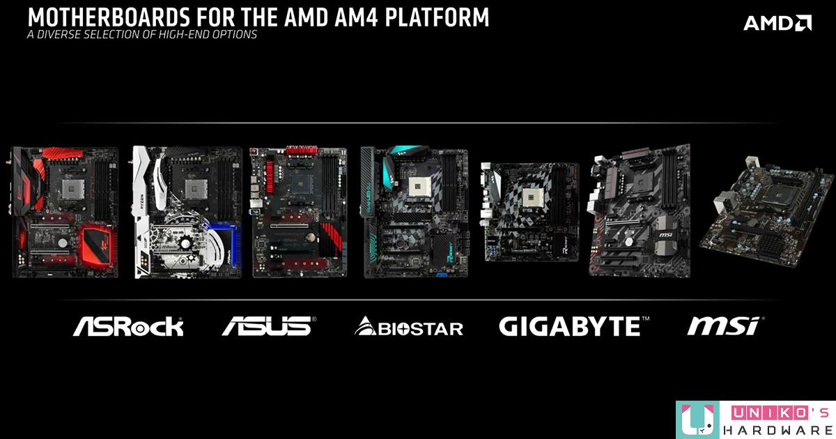 AMD 警告板廠不可提供 X370 BIOS 更新支援 Ryzen 5000 處理器