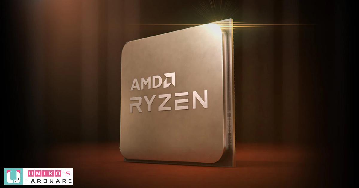 Zen3+ 架構重新現身,AMD Ryzen 6000 CPU 預計下半年上市