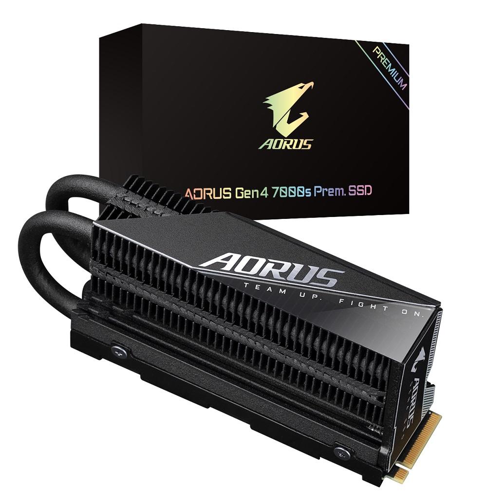 AORUS Gen4 7000s Prem SSD