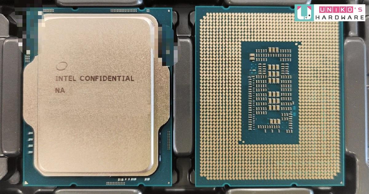 Intel 12 代處理器最新爆料~ Alder Lake-S 系列 CPU 可能於 11 月推出