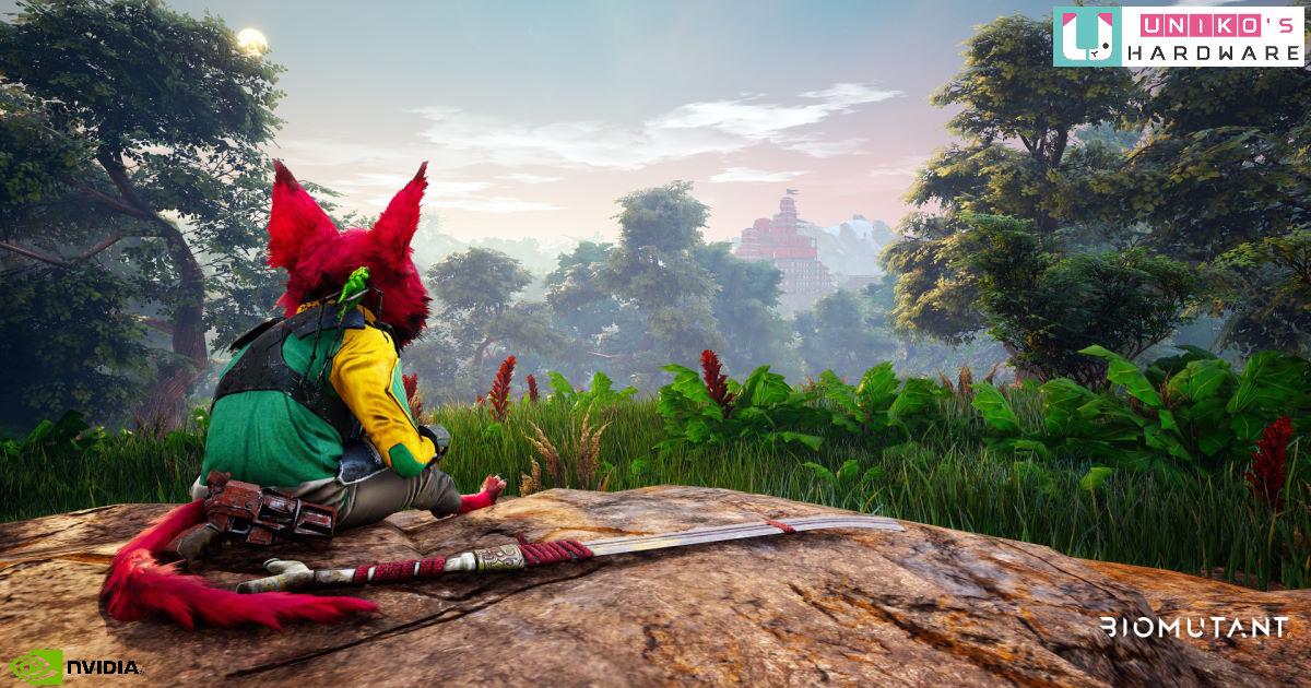 開放世界動作角色扮演遊戲 Biomutant 突變紀元將於 5/25 登陸 GeForce NOW