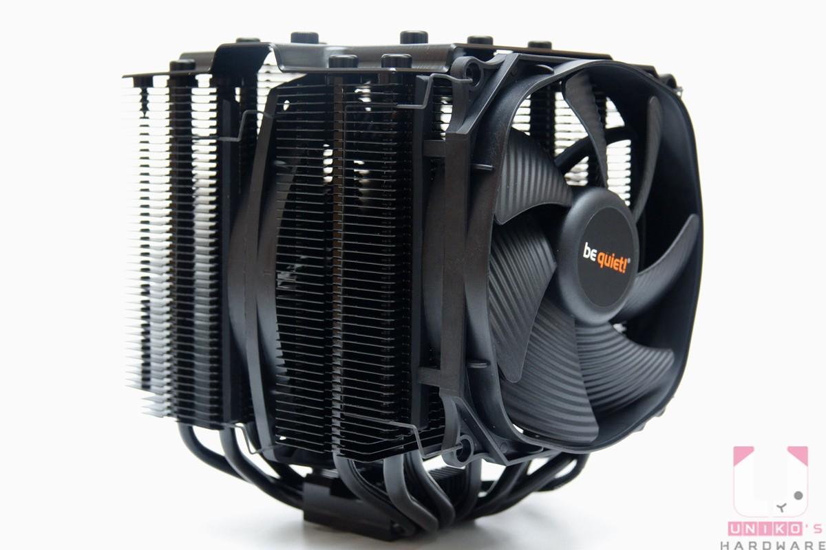 側面可以出兩個尺寸不同的風扇,另外也優化了記憶體干涉的問題。