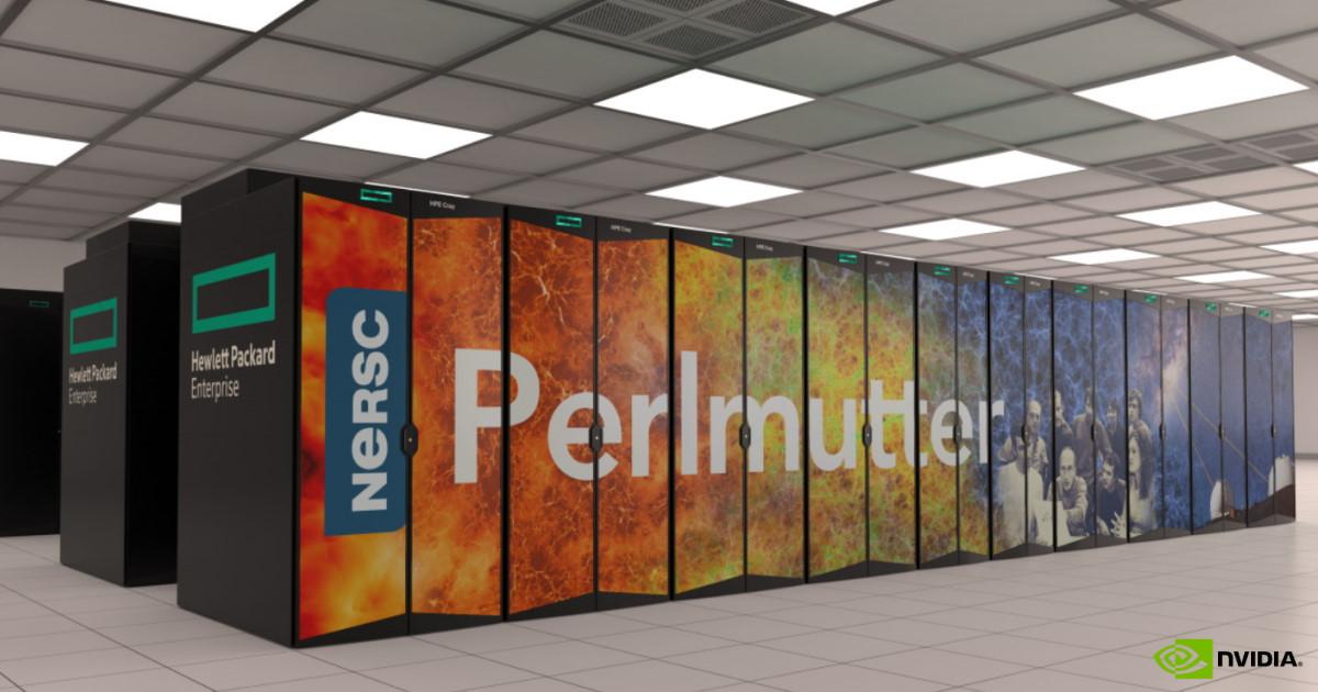 研究人員啟用全球最快的 AI 超級電腦 Perlmutter 以滿足運算需求