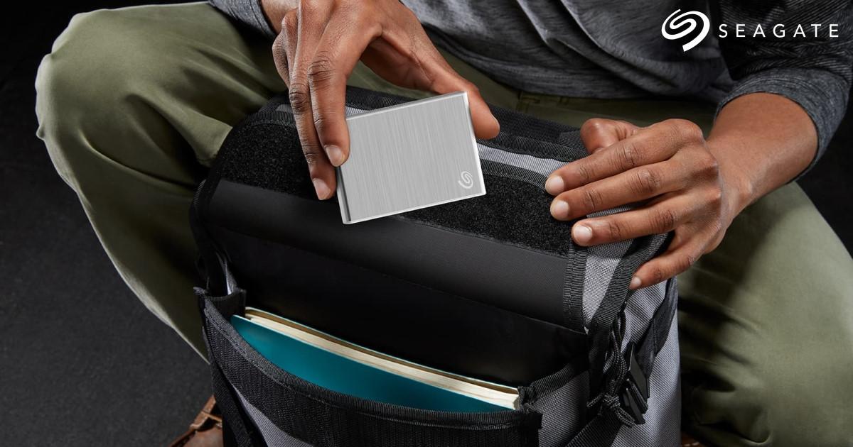 效能躍進,風格獨具~ Seagate 全新 One Touch SSD 時尚我獨有