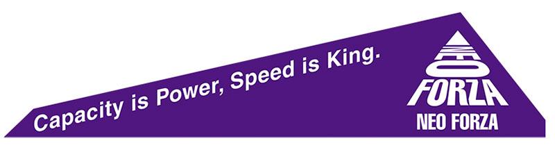 Neo Forza Slogan