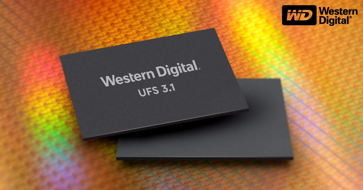 Western Digital 推出全新嵌入式快閃儲存平台,為智慧互聯行動技術鋪路