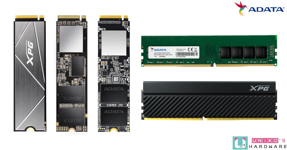 Chia 挖礦最佳選擇~ A-DATA 旗下 SSD 與 RAM 提供最佳效益組合