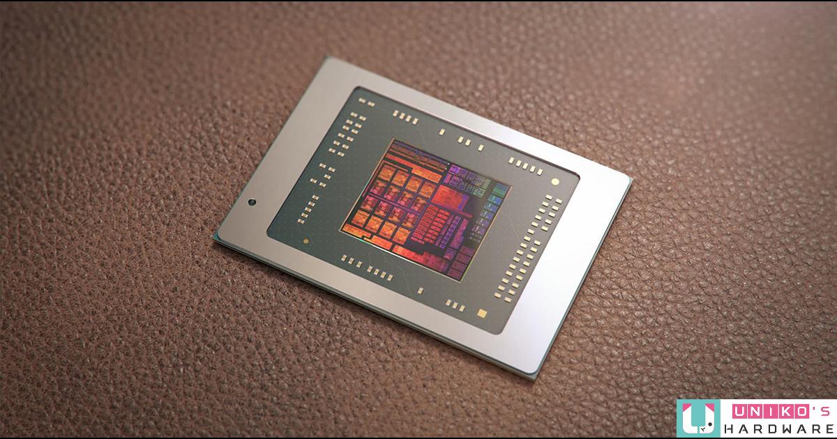 AMD Ryzen 6000 APU 筆電處理器藍圖曝光:6nm Zen 3+、7nm Zen 3 和 7nm Zen 2 三大架構確認
