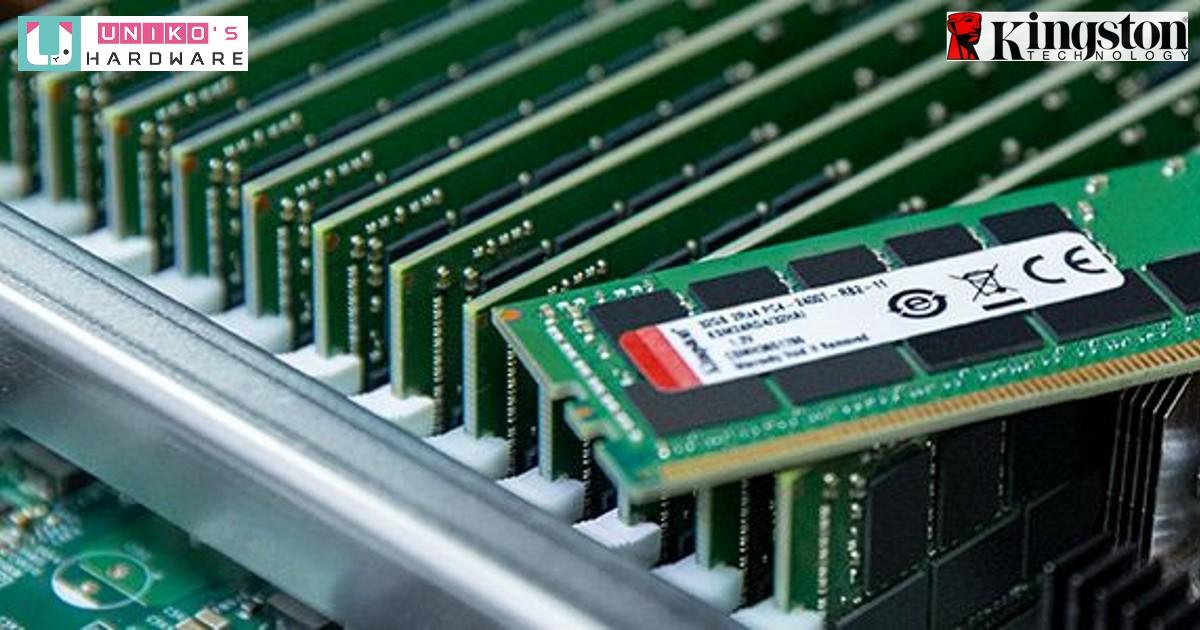DDR5 世代來臨!Kingston 金士頓宣告 DDR5 超頻記憶體產品即將曝光