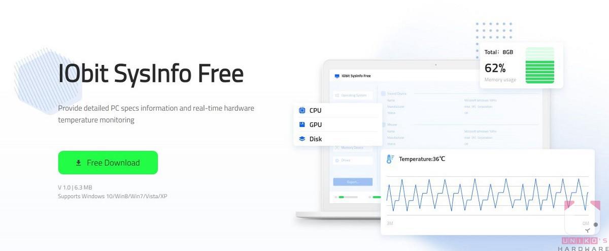 首先至官方網站下載安裝主程式,點選 Free Download。