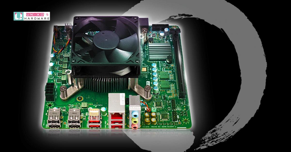 AMD 發表 4700S,疑似是 Xbox 核心的 APU 套件