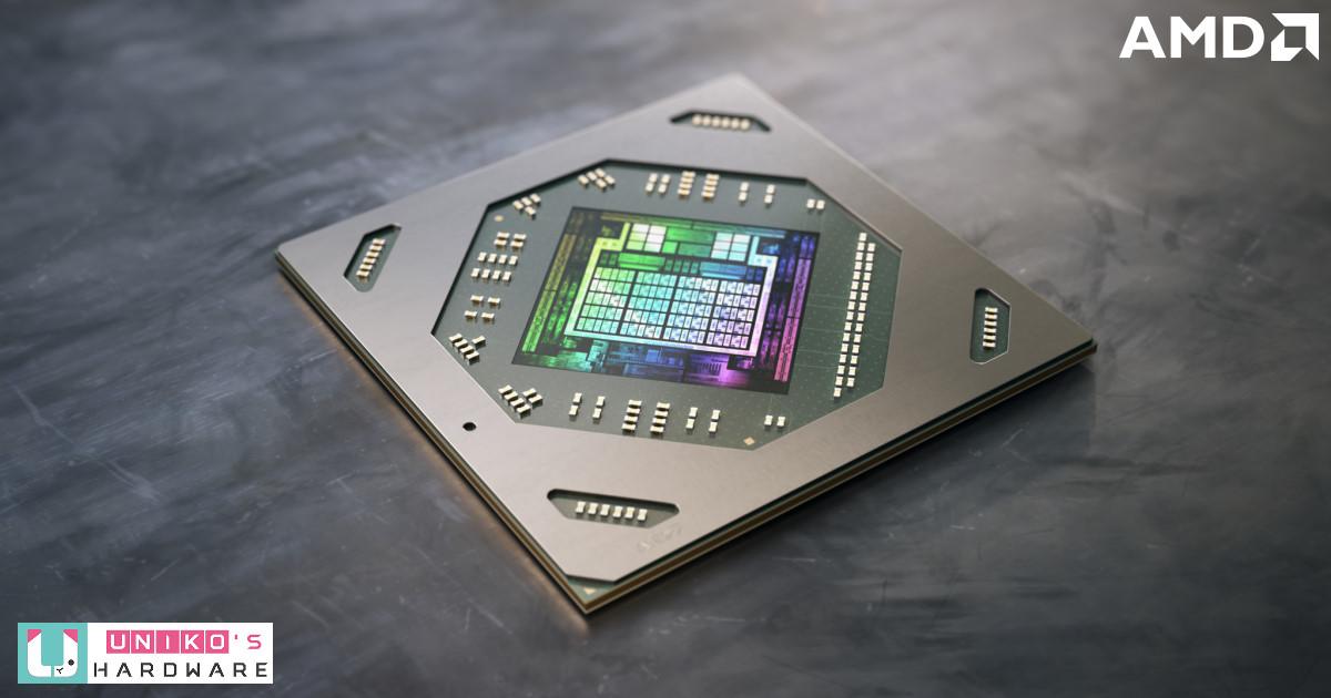 AMD 在 COMPUTEX 2021 發表基於 RDNA 2 架構的 Radeon RX 6000M 行動顯示卡