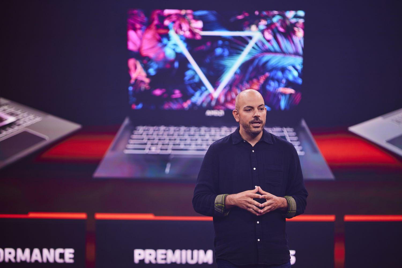 AMD 遊戲解決方案架構長 Frank Azor 分享 AMD Advantage 設計框架打造新一代高階遊戲筆電