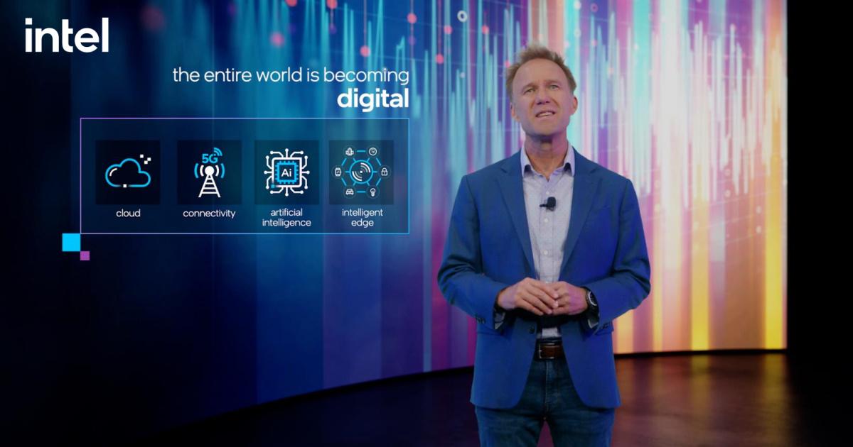 Intel 的晶片與軟體協助加速 5G 與邊緣運算