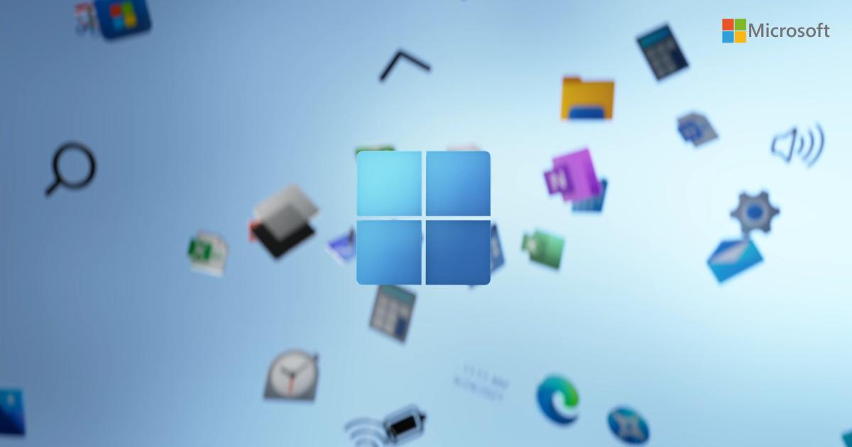 Microsoft 宣布推出 Windows 11,全新開始功能表帶來全新體驗