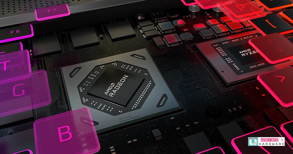 AMD Radeon RX 6700M 3DMark 跑分洩漏, Fire Strike 分數超越 RTX 3070