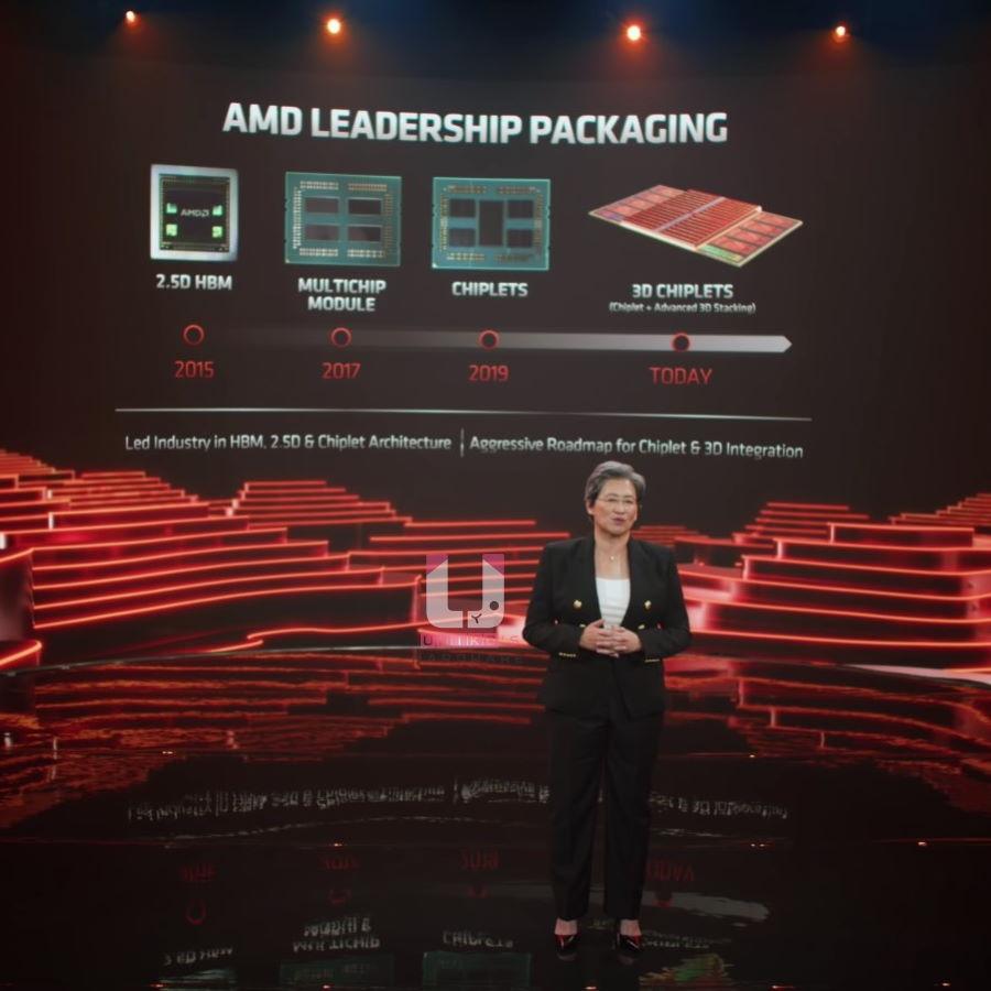 AMD 封裝歷史進程