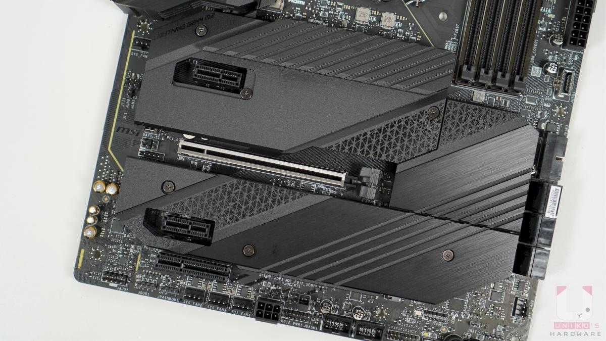 只有一組 PCIe x16 插槽