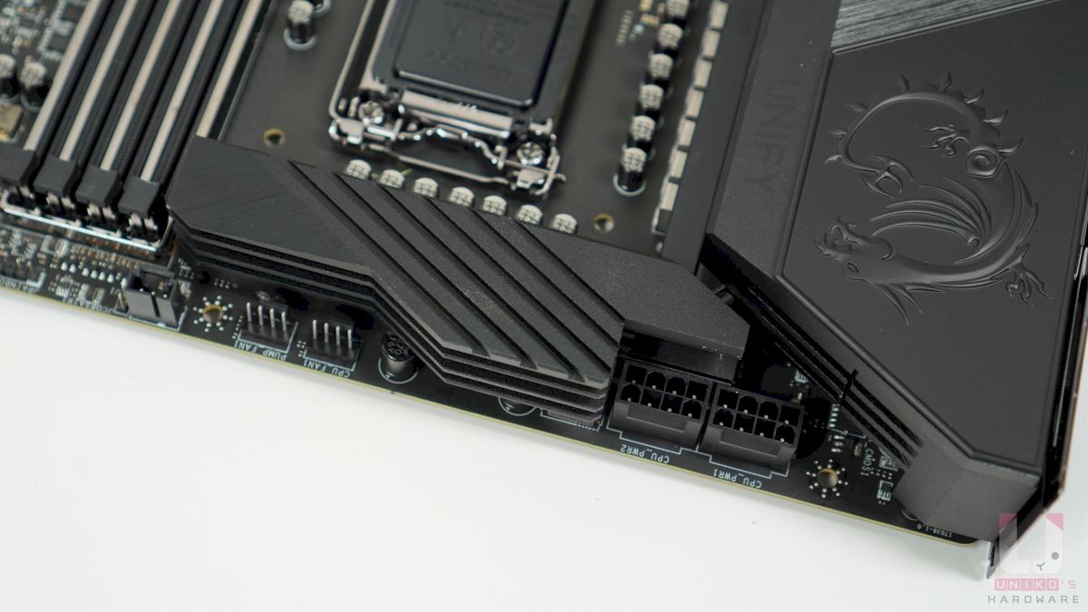 2 個 8-pin ATX 12V 電源接頭