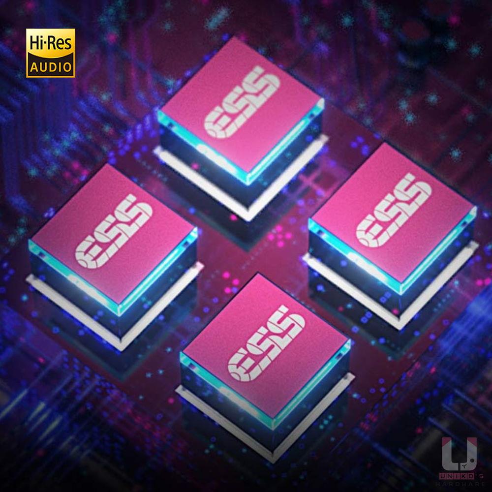 ESS 9281 四核心 DAC