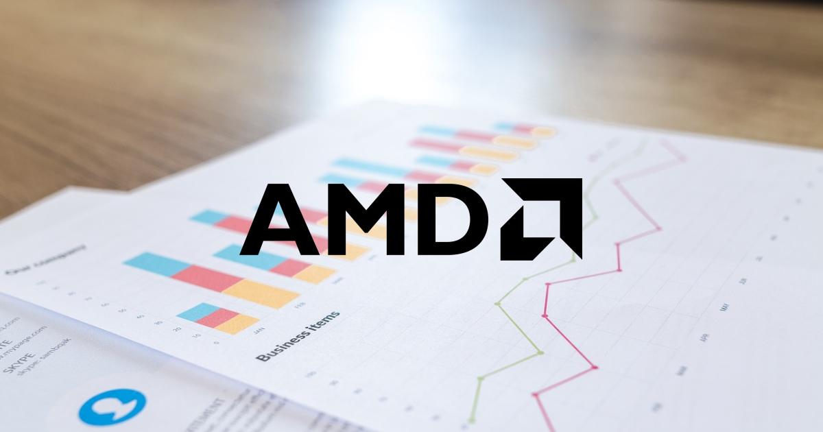 AMD公佈2021年第2季財務報告