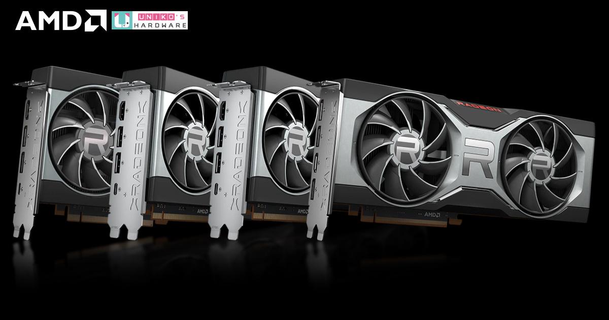 AMD Radeon RX 6600 XT 傳出建議售價為美金 349 元,RX 6600 為美金 299 元