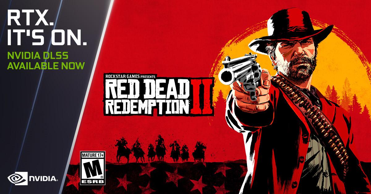 NVIDIA DLSS 將《碧血狂殺 2》與《Red Dead 線上模式》的效能提升最高達 45%