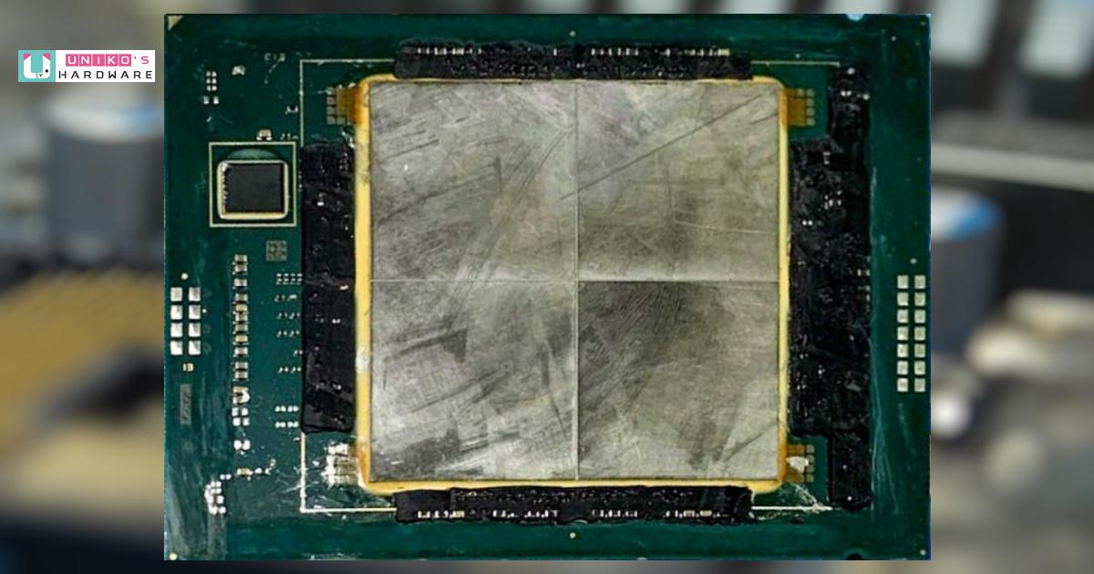 沒插記憶體也能運作?!Intel Sapphire Rapids CPU 將內建 64GB HBM2e 記憶體