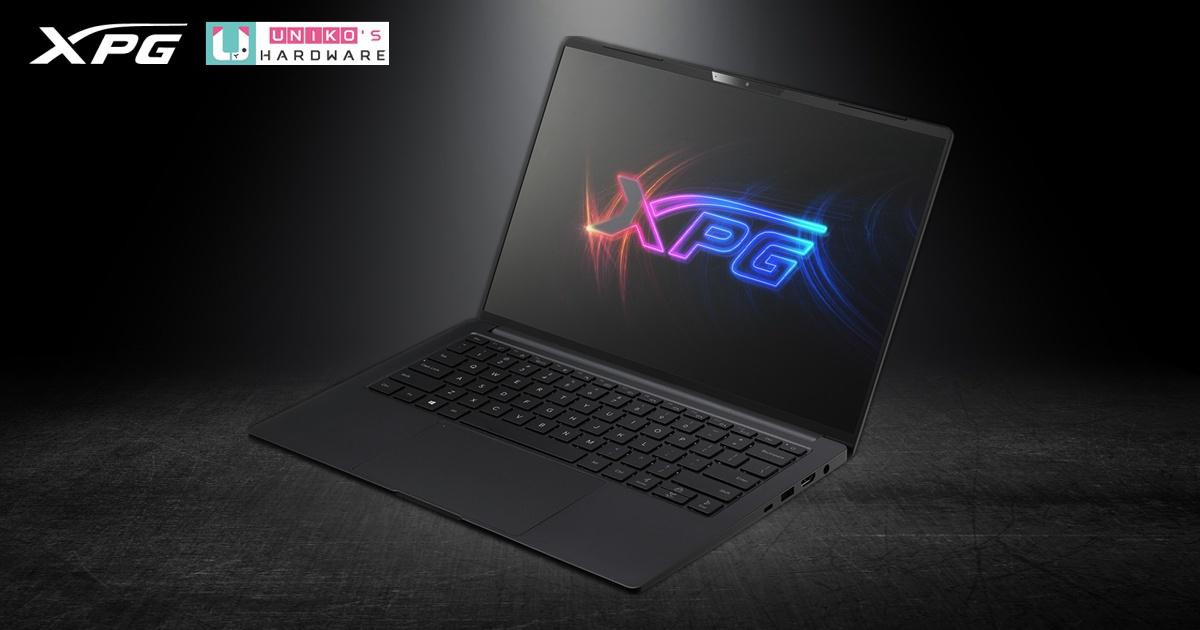 威剛電競品牌 XPG 推出 14 吋超輕薄筆電 - XPG XENIA 14