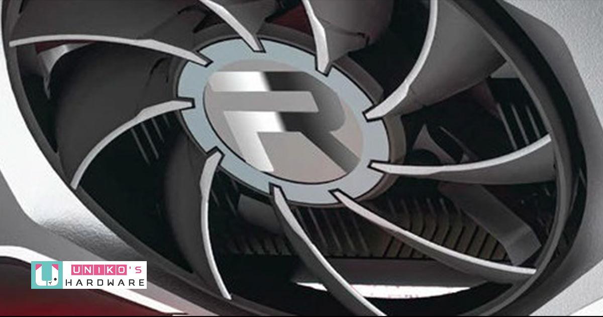 AMD Radeon RX 6600 XT 公版外觀曝光:單風扇和單 8-pin 供電設計