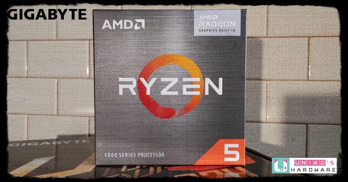可以玩遊戲還能挖以太幣的 CPU~ AMD Ryzen 5 5600G APU 微測試