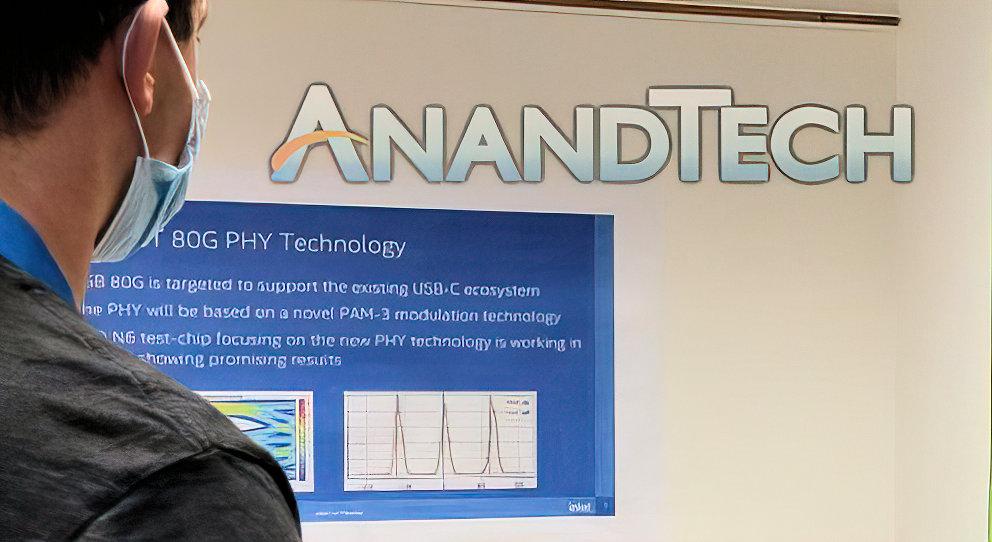 Intel 80G PHY 技術,來源:AnandTech。