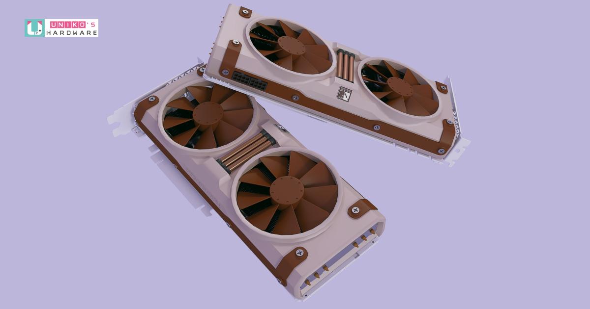 ASUS 使用 Noctua 貓頭鷹散熱解決方案開發 GeForce RTX 3070 Noctua 版本