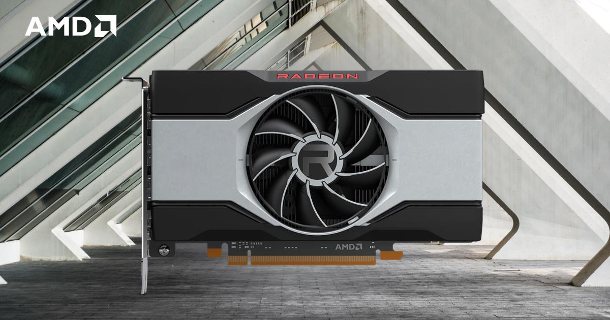 1080p 遊戲中流砥柱~ AMD Radeon RX 6600 XT 顯示卡全面上市