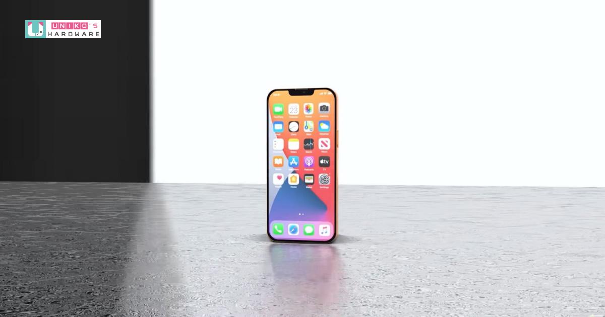 Apple iPhone 13 概念影片曝光,展示了整個系列的外觀