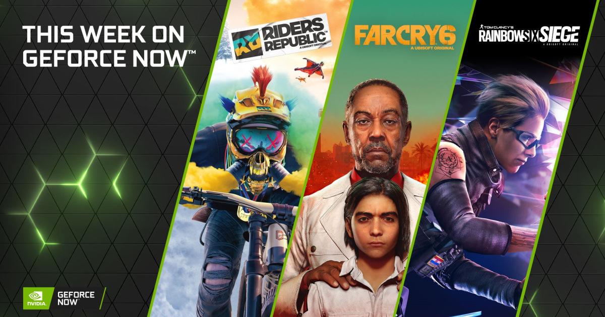 GeForce NOW 本月份將推出包括《奇異人生:本色》在內的 34 款同步發行的遊戲