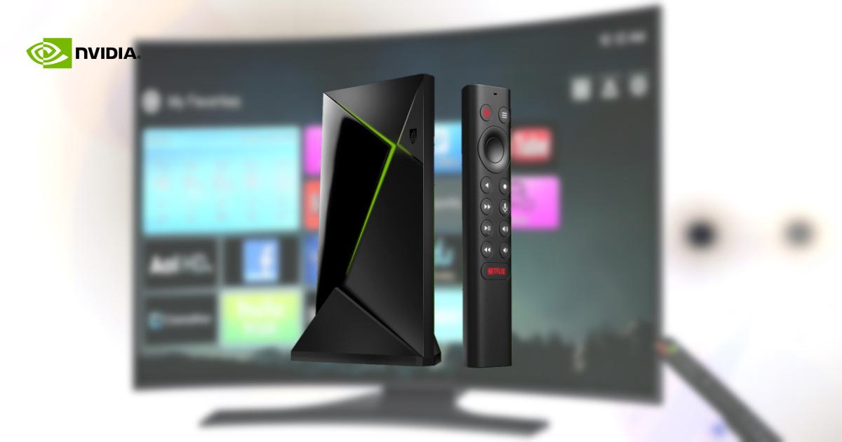 AI 增強畫質,影音娛樂一機包辦~ NVIDIA SHIELD TV Pro 新上市