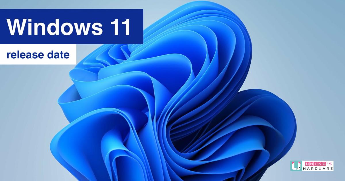 微軟公開 Windows 11 正式版發布日期,但 Android APP 支援可能延後到 2022 年