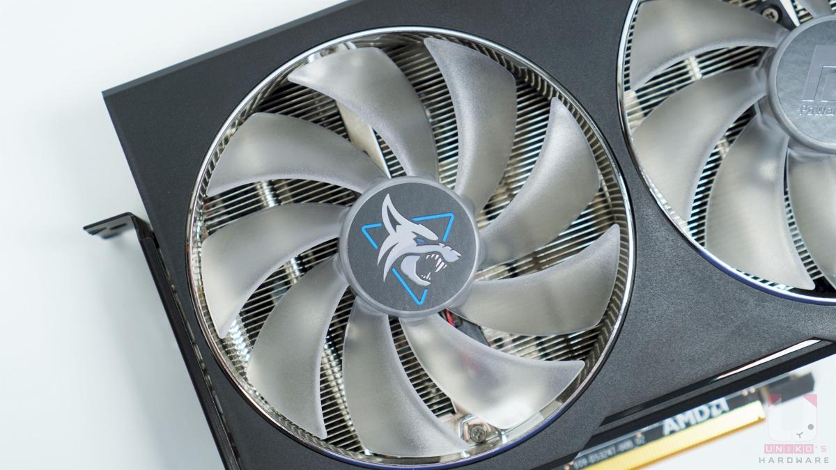 新型風扇設計,將氣流和風壓增加到 60%
