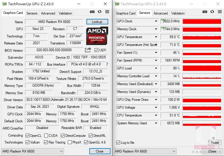 GPU-Z 資訊